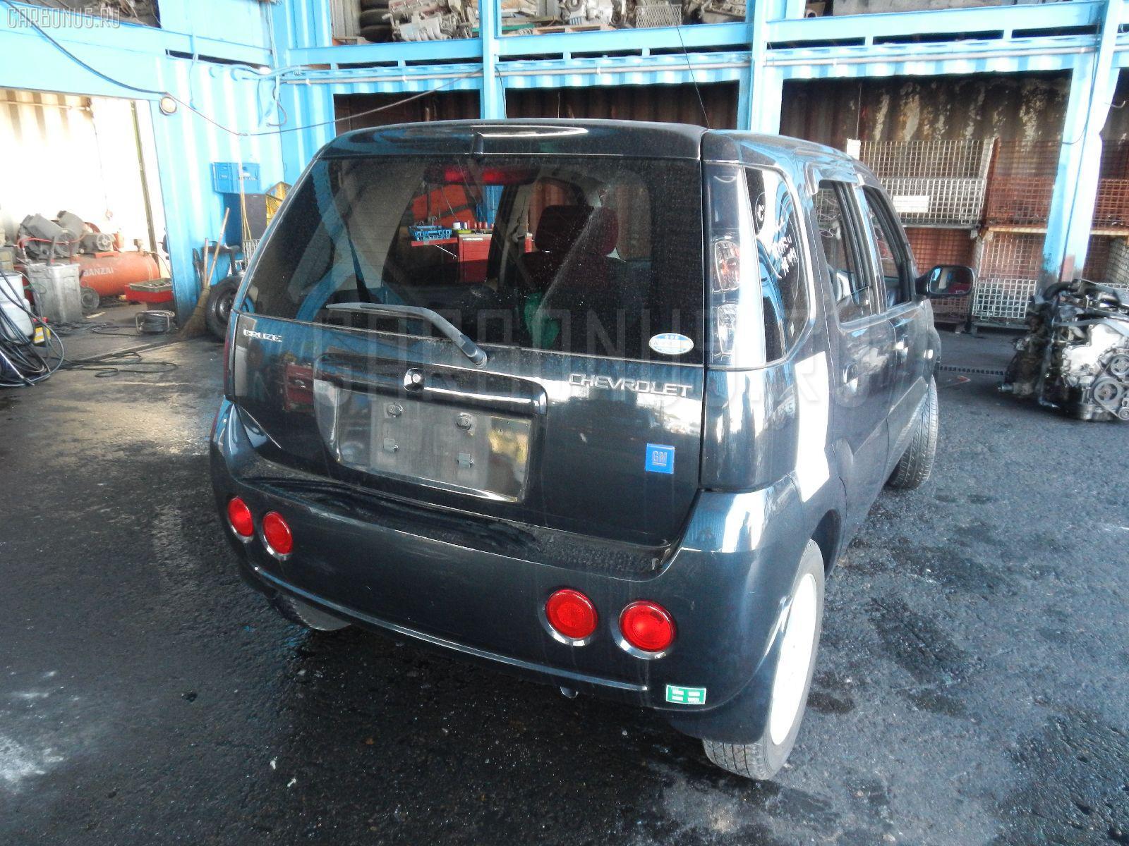 Обшивка багажника SUZUKI CHEVROLET CRUZE HR52S Фото 4
