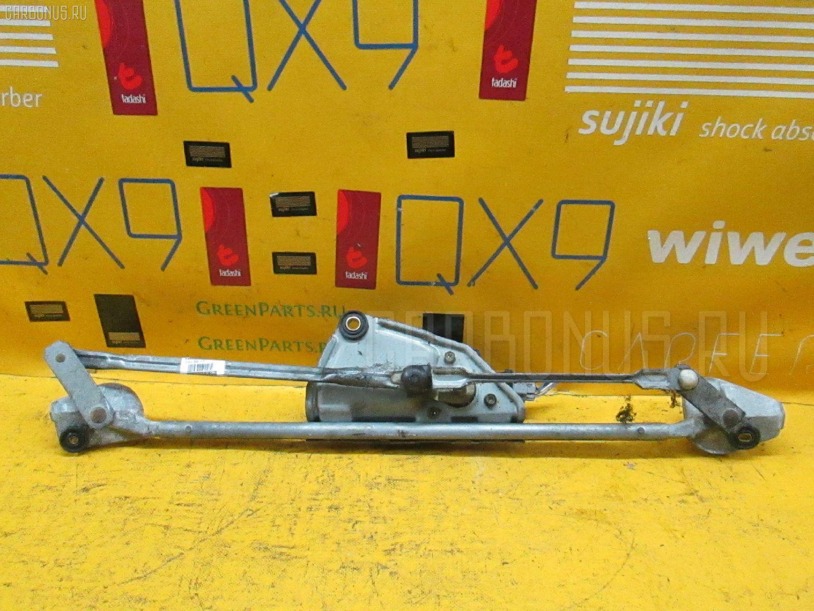 Мотор привода дворников TOYOTA CORONA PREMIO AT211. Фото 3