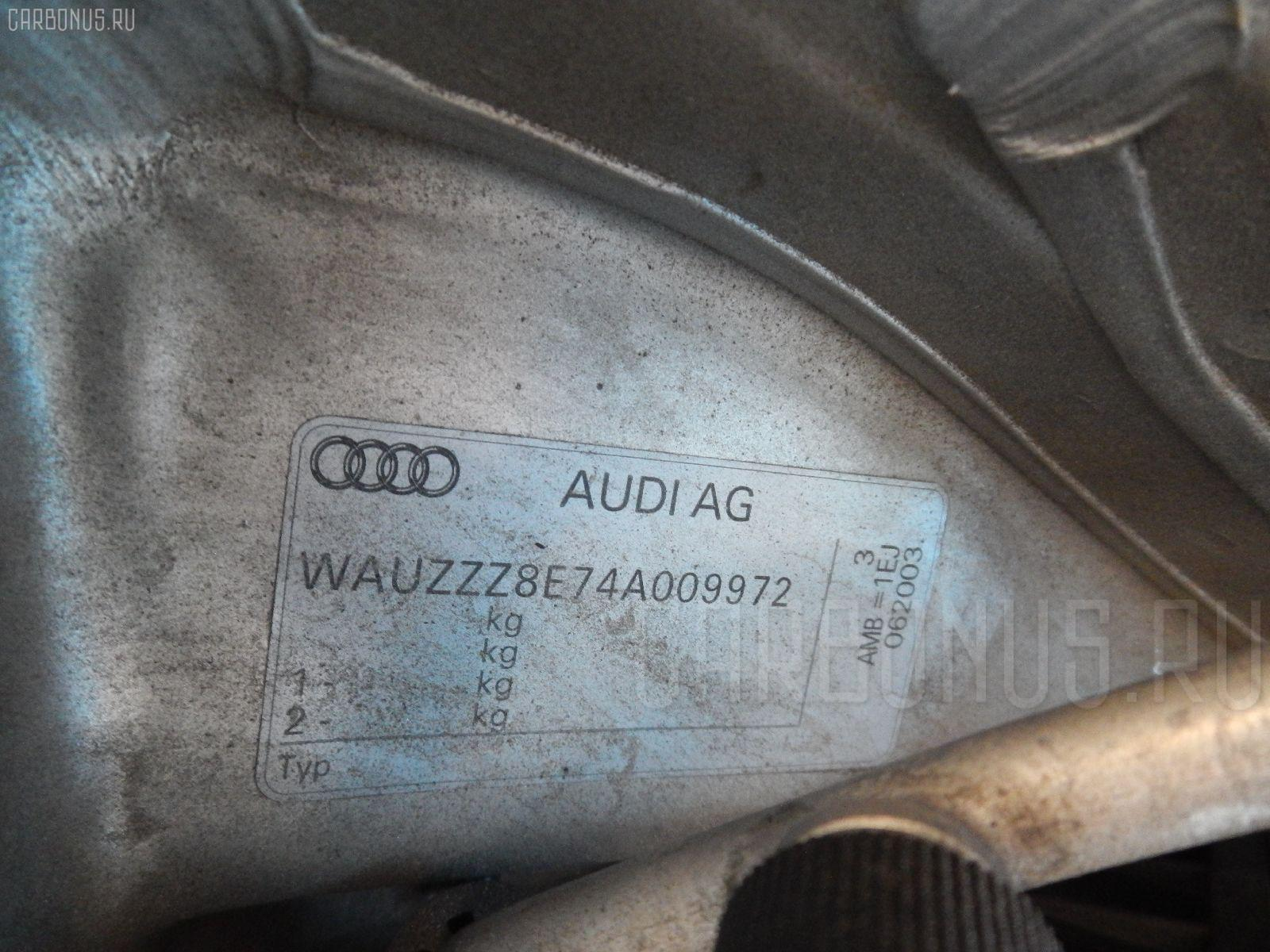 Обшивка багажника AUDI A4 AVANT 8EAMBF Фото 5