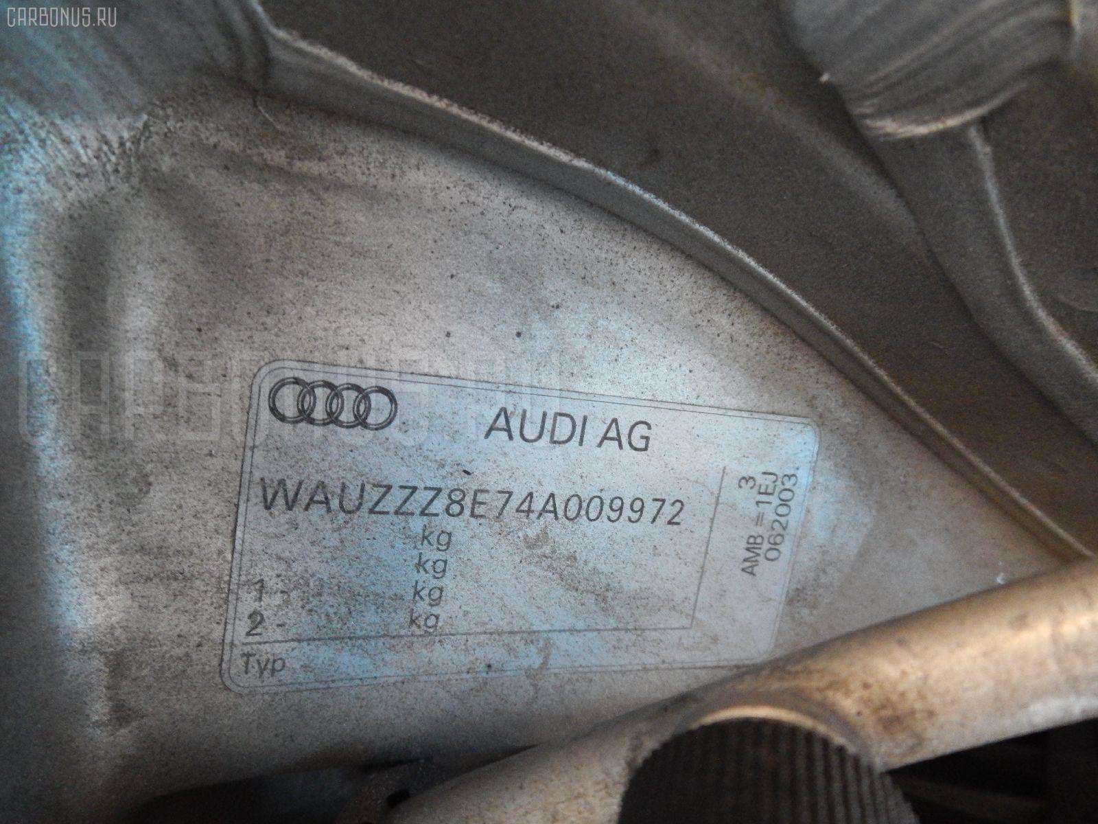 Привод AUDI A4 AVANT 8EAMBF AMB Фото 6