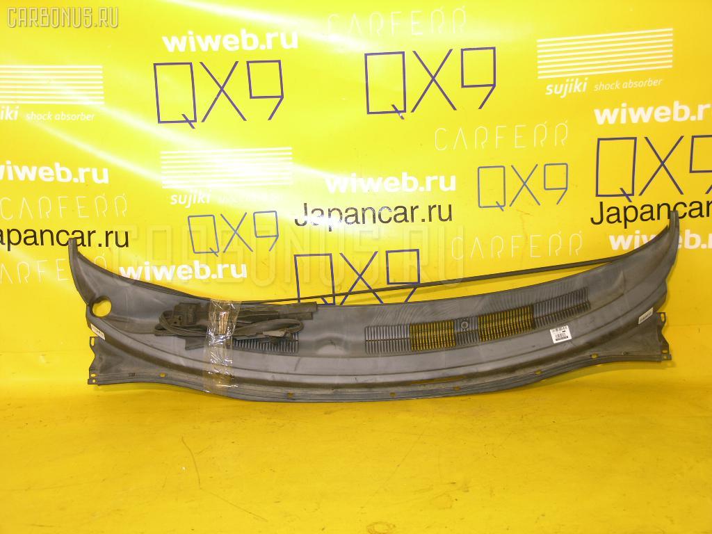 Решетка под лобовое стекло TOYOTA COROLLA SPACIO AE111N. Фото 5