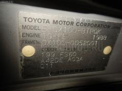 Мотор печки TOYOTA CHASER GX100 Фото 6