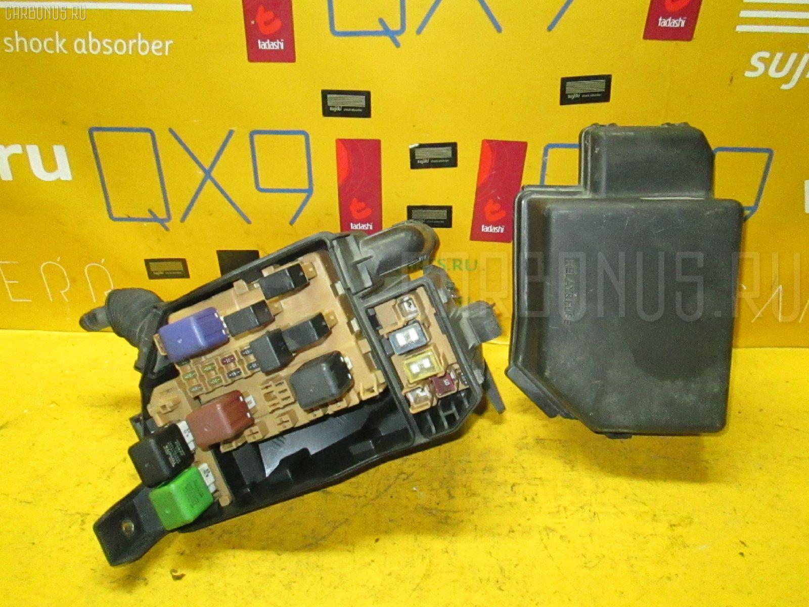 Блок предохранителей TOYOTA CHASER GX100 1G-FE. Фото 9