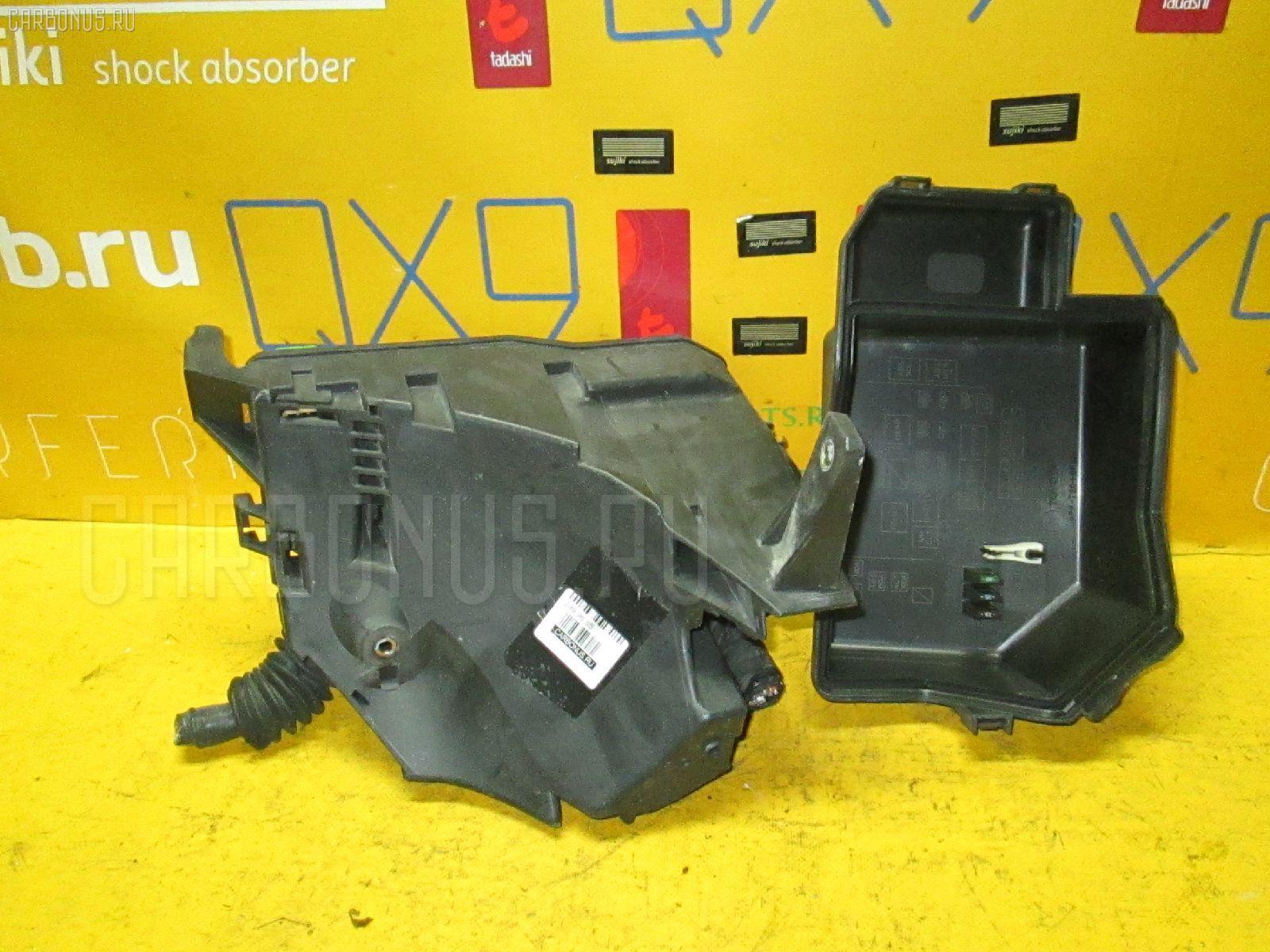Блок предохранителей TOYOTA CHASER GX100 1G-FE. Фото 10