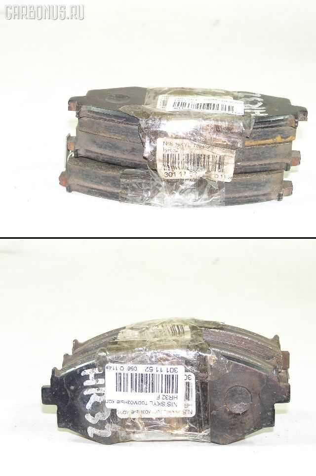 Тормозные колодки Nissan Skyline HR32 Фото 1