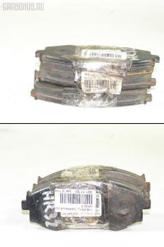 Тормозные колодки на Nissan Skyline HR32 Фото 1