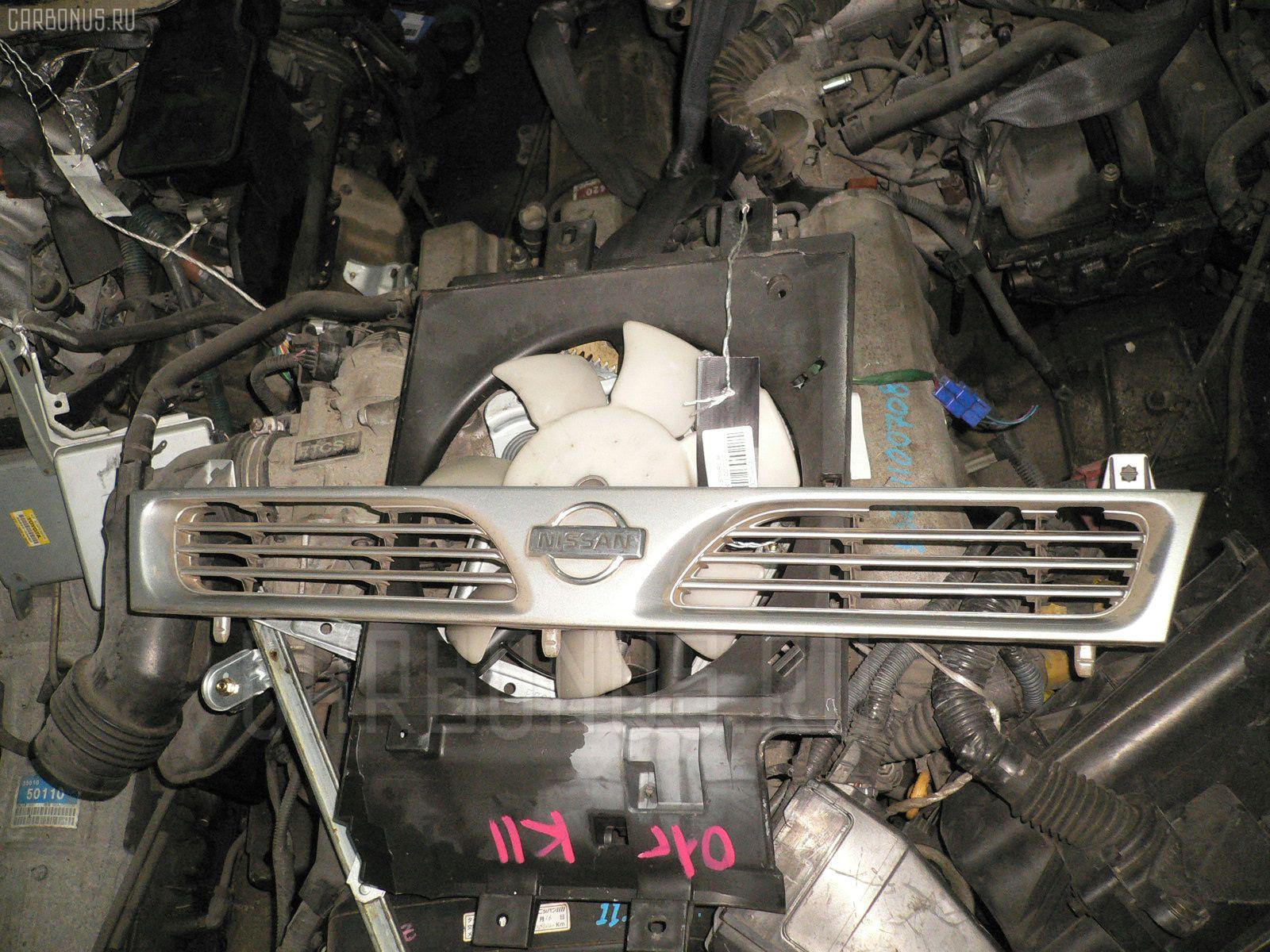 Решетка радиатора Nissan Pulsar N14 Фото 1