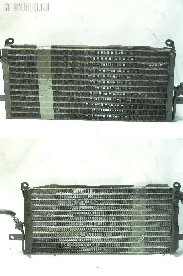Радиатор кондиционера на Isuzu Bighorn UBS55FW 4JB1-T Фото 1