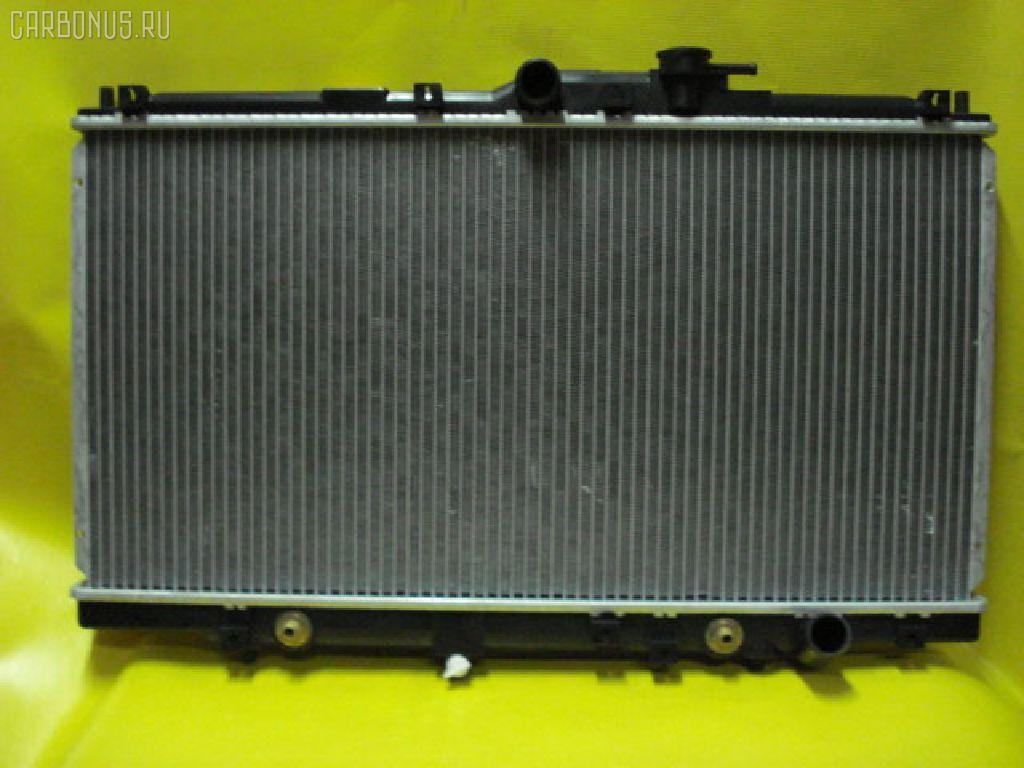 Радиатор ДВС HONDA PRELUDE BB5 F22B. Фото 1