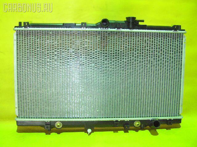 Радиатор ДВС HONDA PRELUDE BB5 F22B. Фото 4