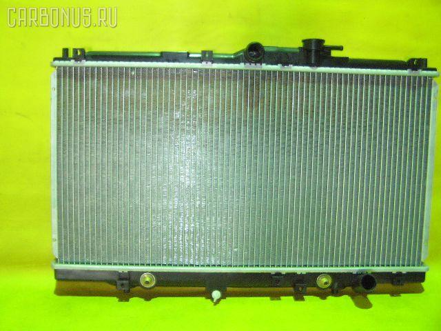 Радиатор ДВС HONDA PRELUDE BB5 F22B. Фото 5
