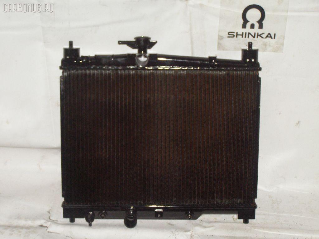 Радиатор ДВС TOYOTA VITZ SCP13 2SZ-FE Фото 2