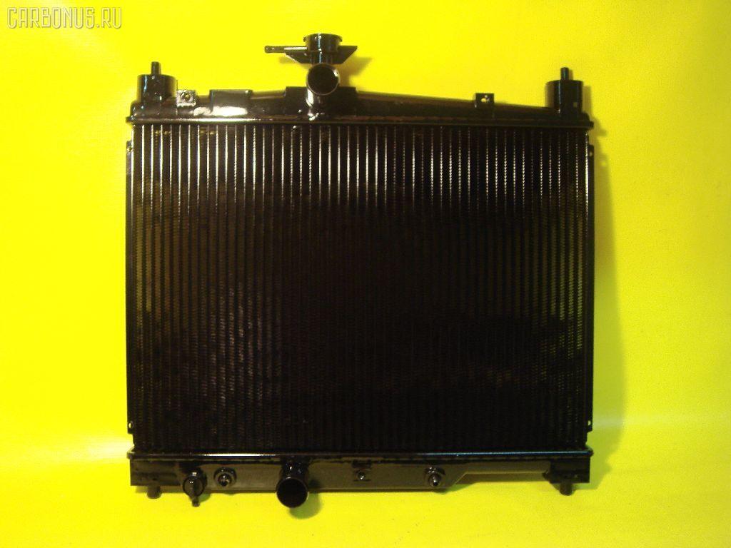 Радиатор ДВС TOYOTA VITZ SCP13 2SZ-FE Фото 3