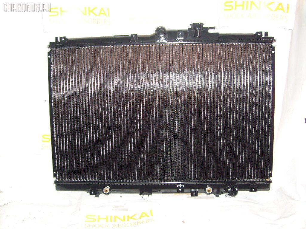 Радиатор ДВС HONDA ODYSSEY RA1 F22B. Фото 1