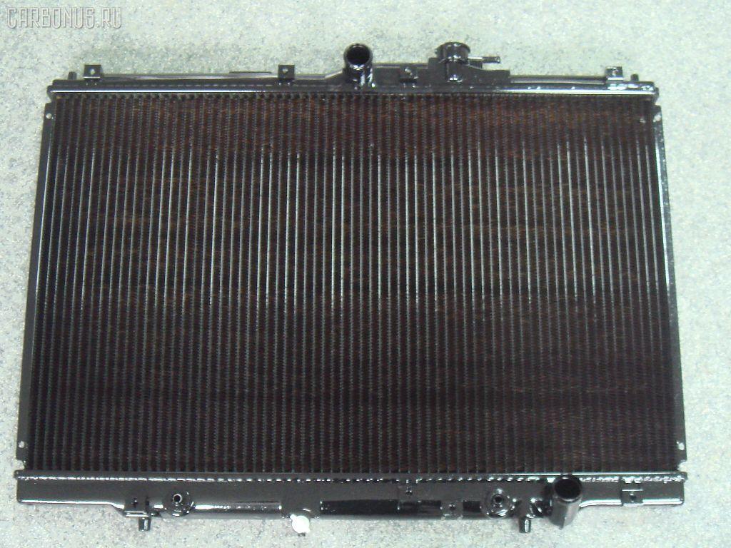 Радиатор ДВС HONDA ODYSSEY RA1 F22B. Фото 7