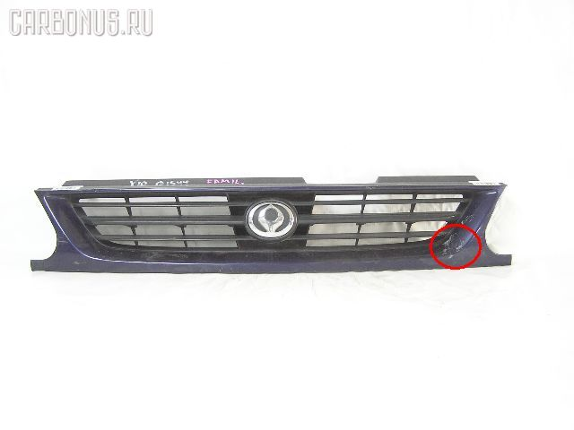 Решетка радиатора Mazda Familia wagon BWFY10 Фото 1
