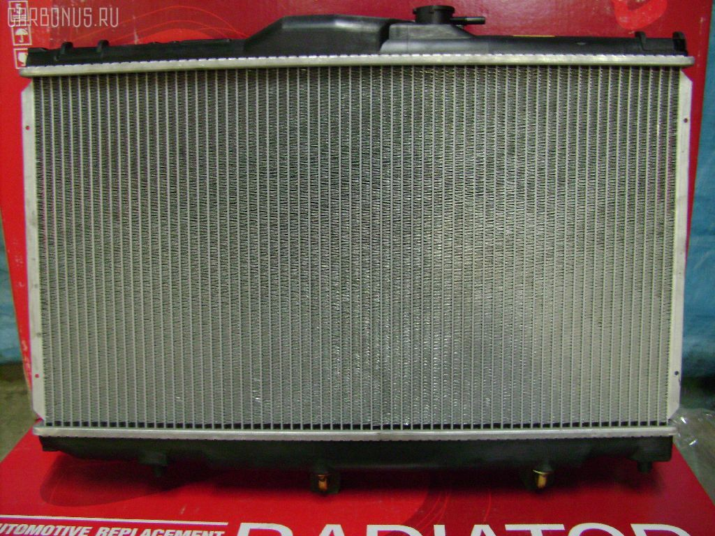 Радиатор ДВС TOYOTA COROLLA ZZE110L 1ZZ-FE Фото 2