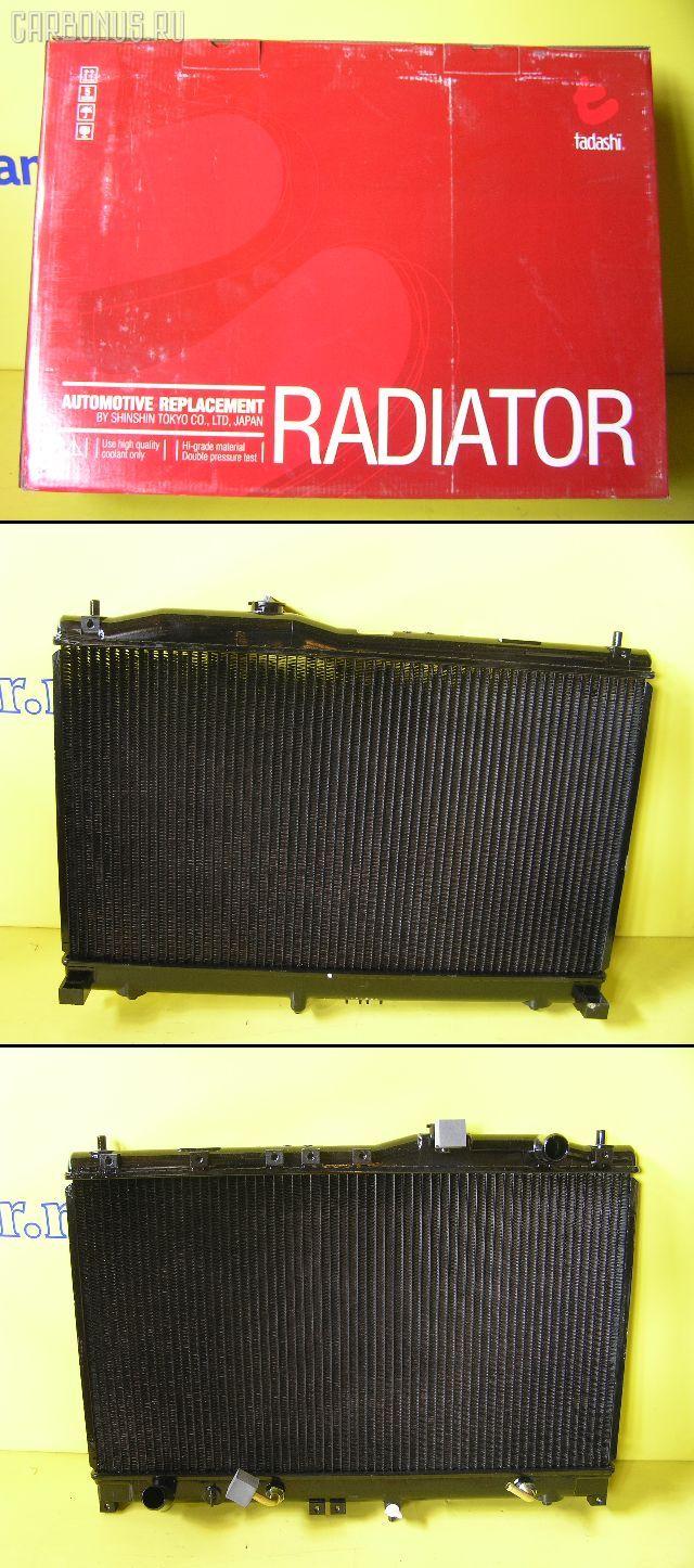 Радиатор ДВС HONDA INSPIRE UA2 G25A. Фото 3