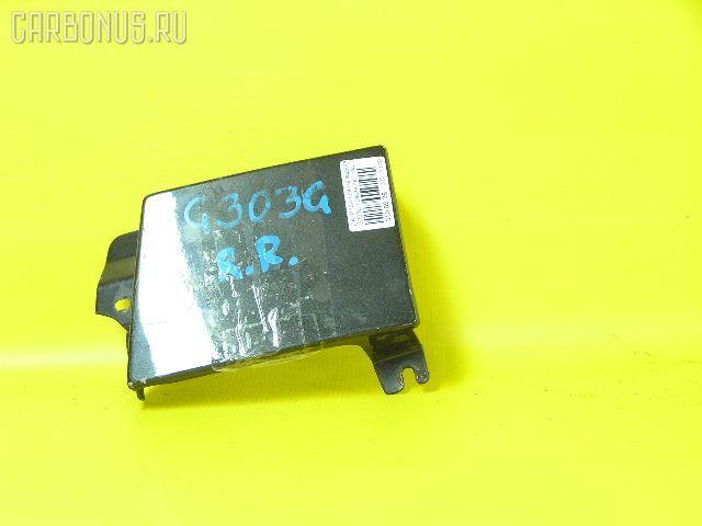 Планка задняя на Daihatsu Pyzar G303G Фото 1