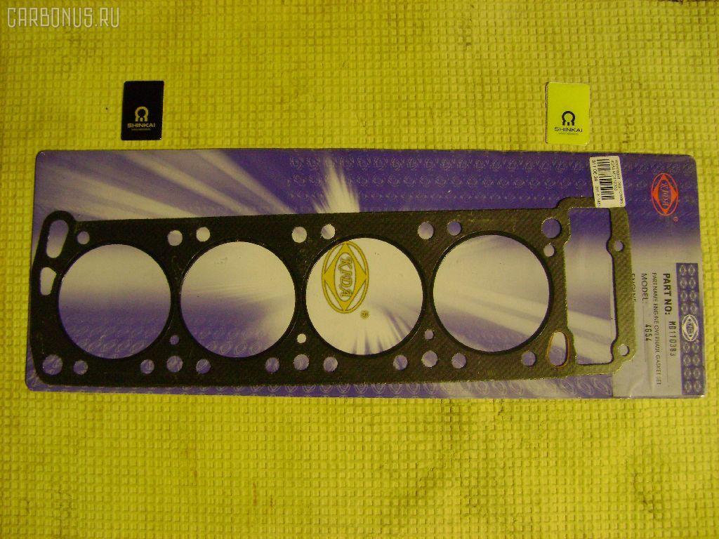 Прокладка под головку ДВС MITSUBISHI 4G54