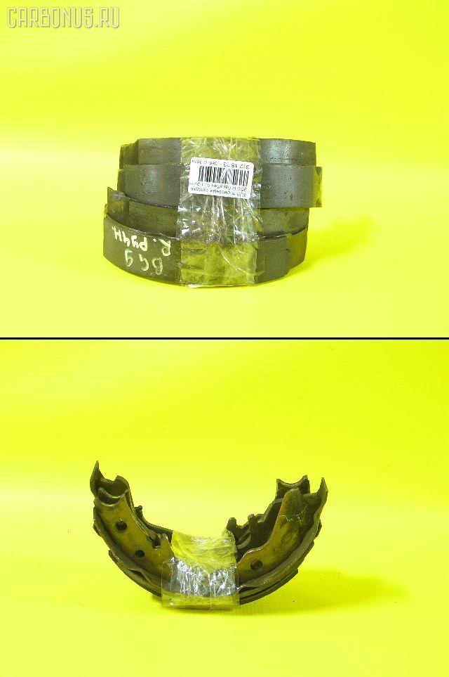 Тормозные колодки SUBARU LEGACY GRAND WAGON BG9 Фото 1