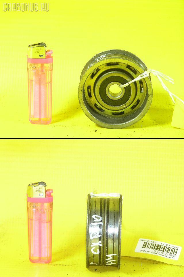 Ролик ремня ГРМ TOYOTA CXR10 3C-TE. Фото 2