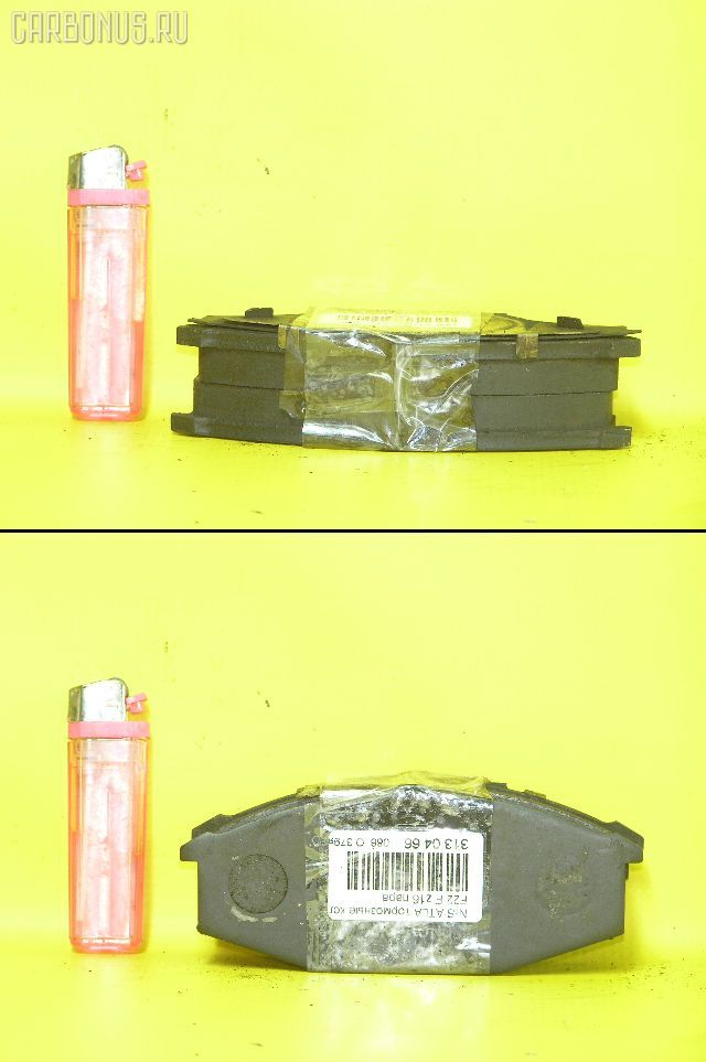 Тормозные колодки NISSAN ATLAS F22 Фото 1