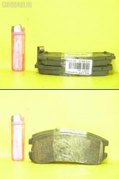 Тормозные колодки на Mazda Capella GVER, Переднее расположение