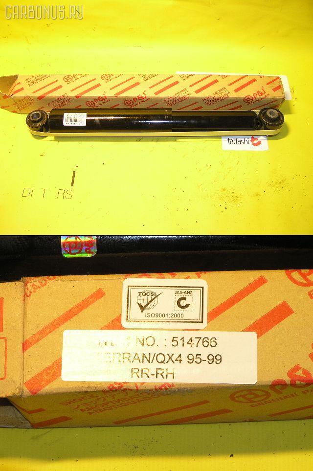 Амортизатор NISSAN TERRANO R50. Фото 6
