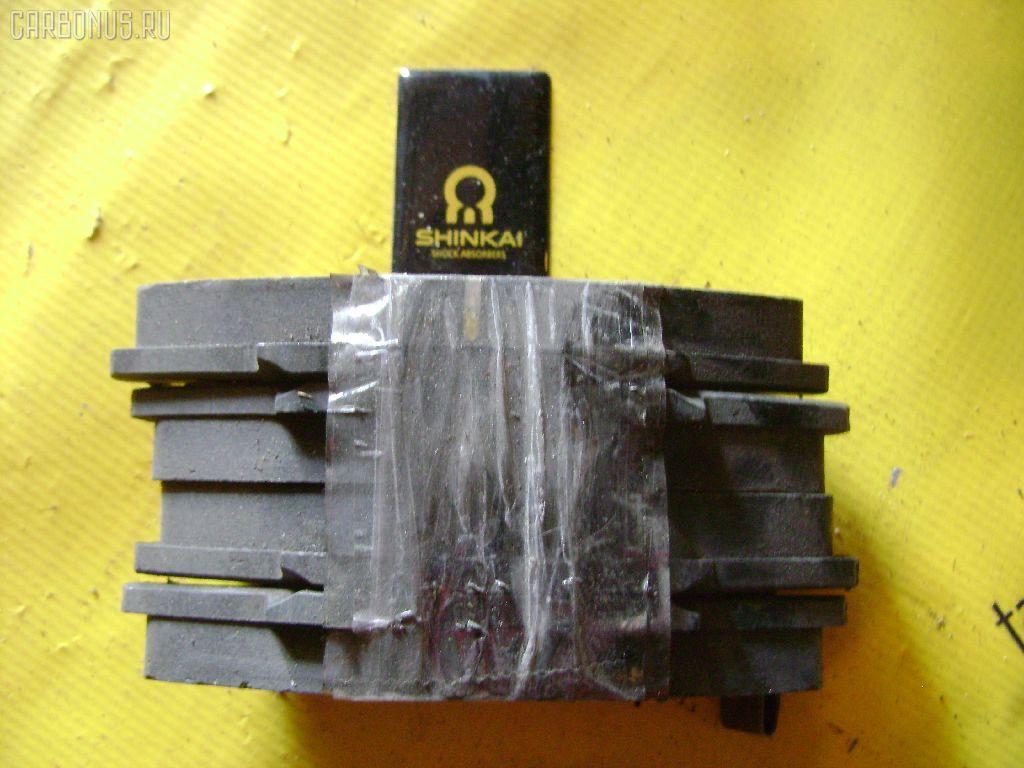 Тормозные колодки HONDA CB3. Фото 1