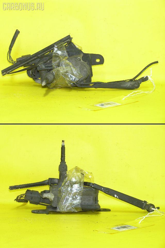 Мотор привода дворников NISSAN SAFARI Y60. Фото 2