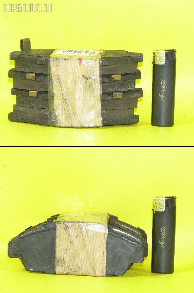 Тормозные колодки HONDA CB5. Фото 5
