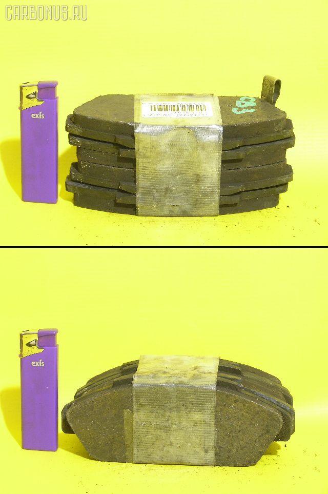 Тормозные колодки HONDA ACCORD CB3 Фото 1