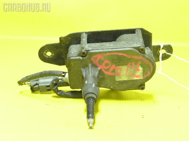 Мотор привода дворников NISSAN SAFARI Y60 Фото 1