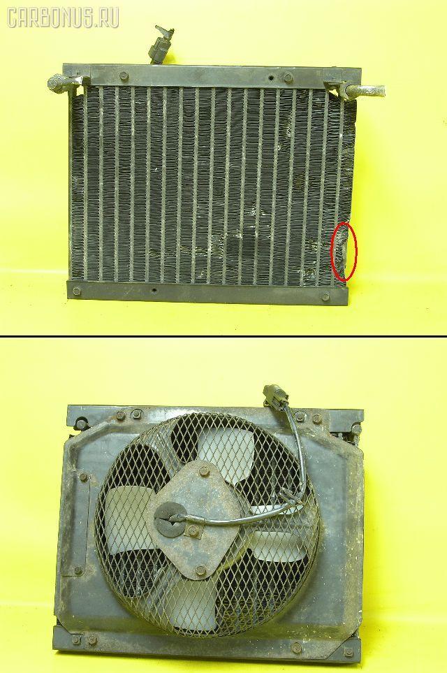 Радиатор кондиционера MITSUBISHI FUSO FT418V 6D22 Фото 1