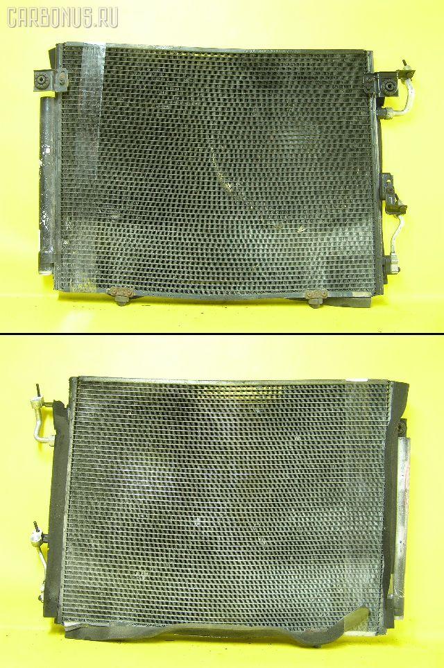 Радиатор кондиционера MITSUBISHI PAJERO V75W Фото 1