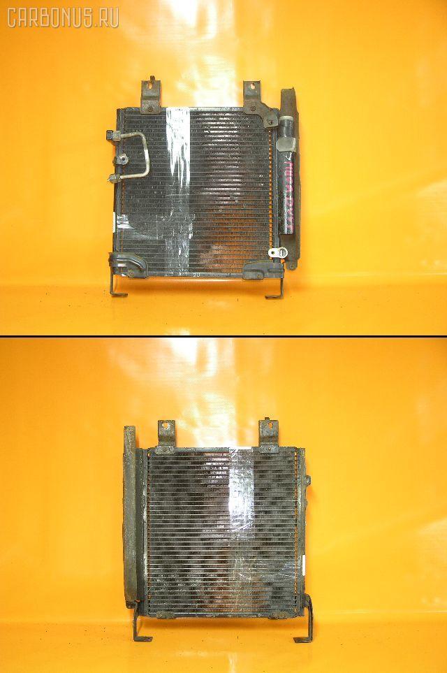 Радиатор кондиционера TOYOTA DUET M110A Фото 1