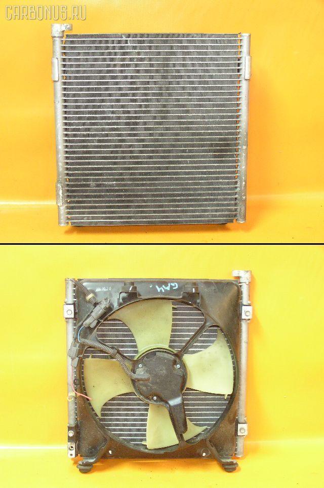 Радиатор кондиционера HONDA CAPA GA4 D15B. Фото 4