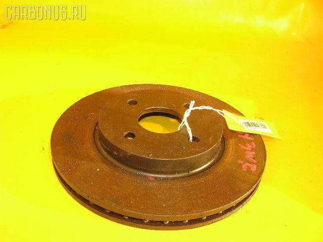 Тормозной диск MAZDA DEMIO DY3W. Фото 5