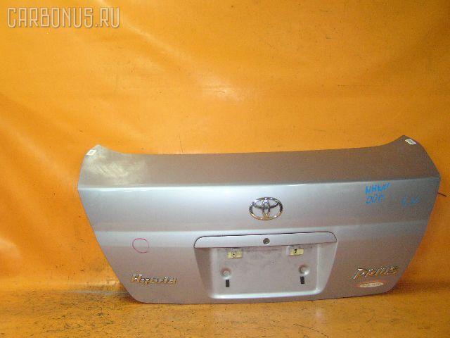 Крышка багажника TOYOTA PRIUS NHW11. Фото 2