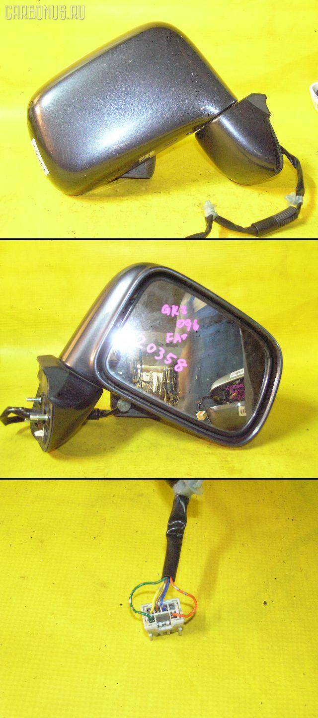 Зеркало двери боковой HONDA MOBILIO SPIKE GK2. Фото 2