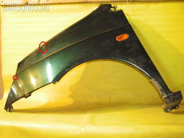 Крыло переднее MITSUBISHI DINGO CQ2A. Фото 2