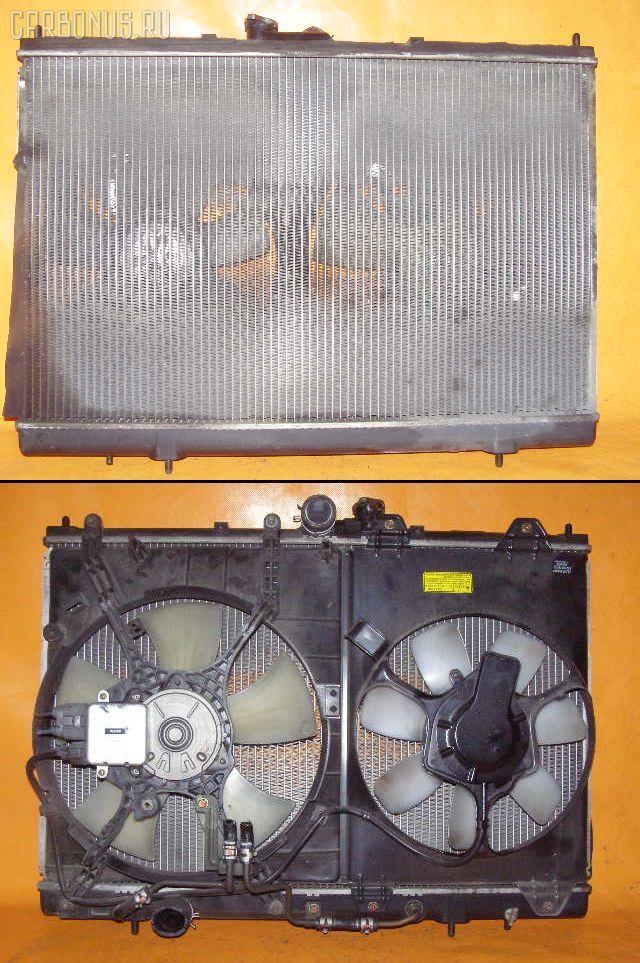 Радиатор ДВС MITSUBISHI CHARIOT GRANDIS N94W 4G64. Фото 7