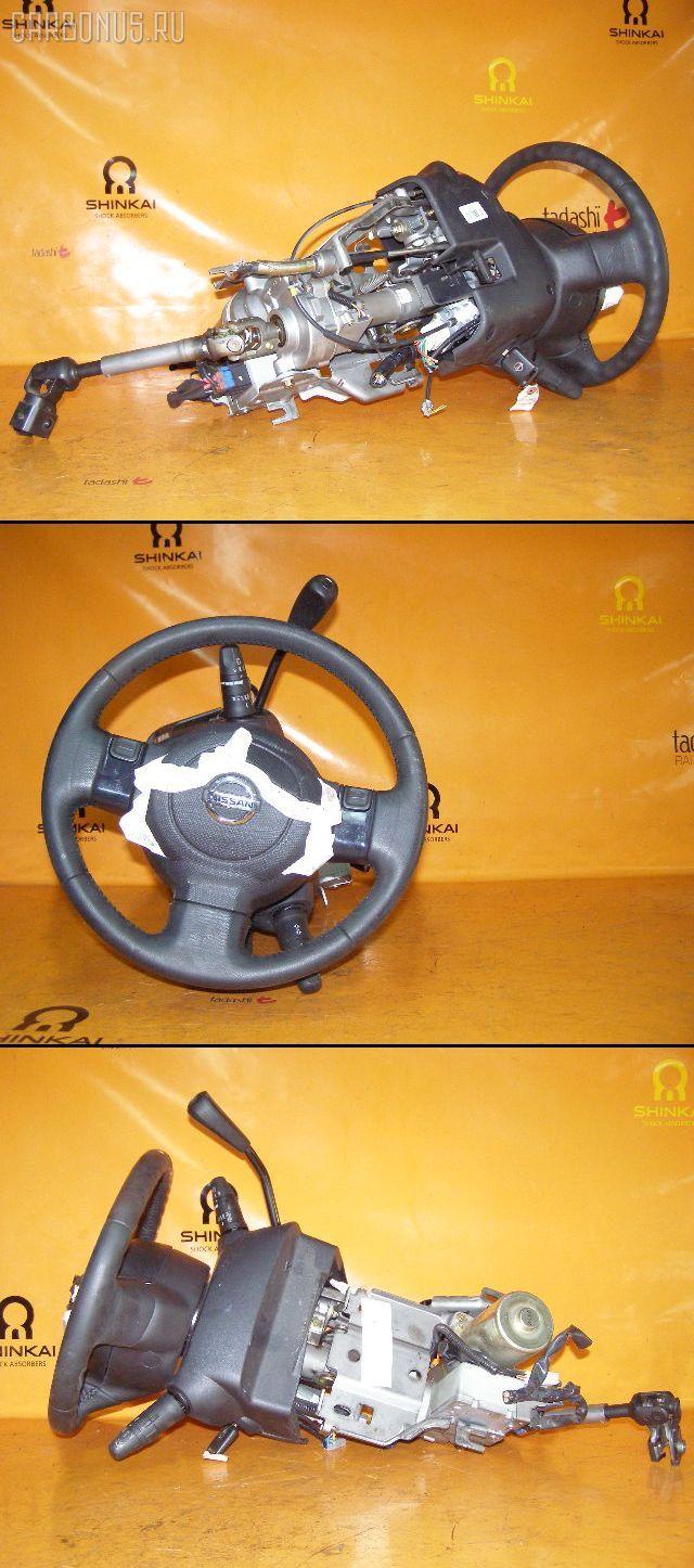 Рулевая колонка NISSAN CUBE BZ11. Фото 2