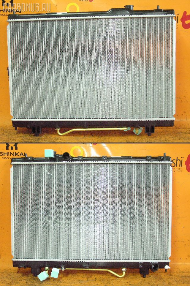 Радиатор ДВС TOYOTA IPSUM SXM10G 3S-FE. Фото 4
