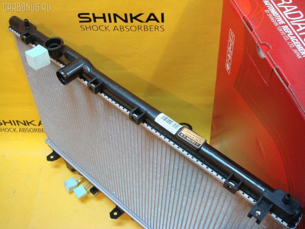 Радиатор ДВС TOYOTA IPSUM SXM10G 3S-FE. Фото 8