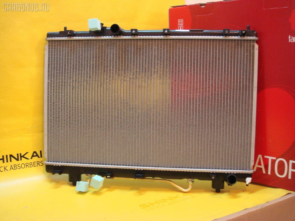 Радиатор ДВС TOYOTA IPSUM SXM10G 3S-FE. Фото 9