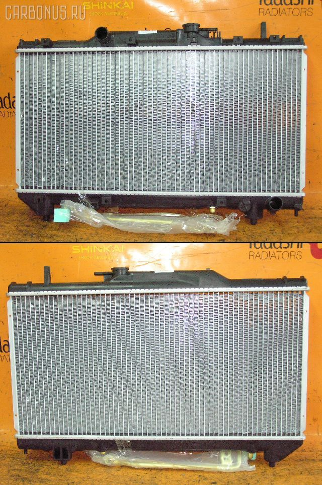 Радиатор ДВС TOYOTA CALDINA ST195G 3S-FE. Фото 1