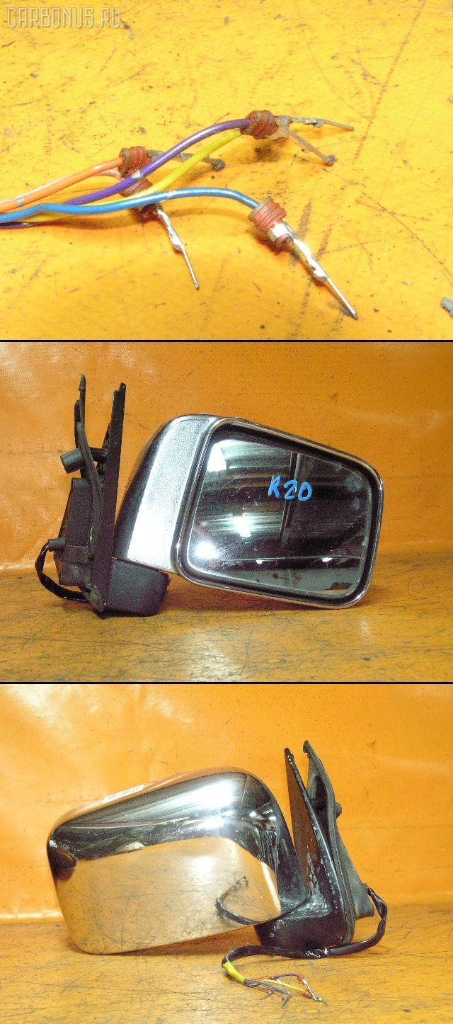 Зеркало двери боковой NISSAN MISTRAL R20. Фото 2