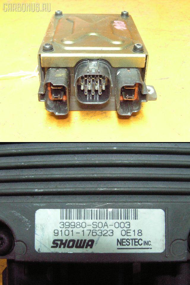 Блок управления электроусилителем руля HONDA ACCORD WAGON CF6 F23A. Фото 3